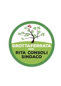 Logo Grottaferrata per Rita consoli CMYK