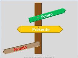 IL REFUSO DEL PASSATO, L'ASSENZA DEL PRESENTE E IL FUTURO REMOTO